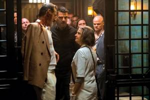 Checking into 'Hotel Artemis'