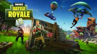 Weekly Time Waster – 'Fortnite'