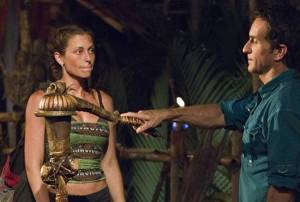 The returning Survivor players turn on one of their own