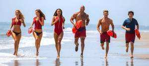'Baywatch' sinks rather than swims