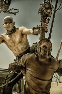 The madness of King George – 'Mad Max: Fury Road'