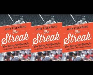 'The Streak' looks at Ripken, Gehrig and more