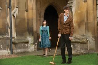 'The Theory of Everything' has it all