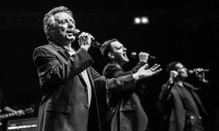 Frankie Valli and The Four Seasons come to Bangor