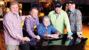 The Beach Boys are coming with Brian Wilson!