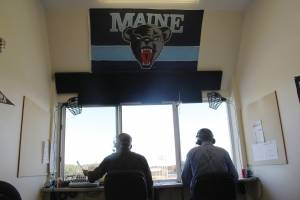 Brothers in Black Bear broadcasting