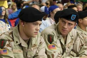 'Billy Lynn's Long Halftime Walk' stumbles