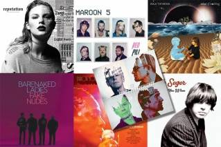 Taylor Swift leads the November new release pack