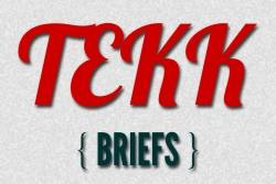Tekk Briefs - April 23rd, 2014