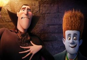 Checking in with 'Hotel Transylvania'
