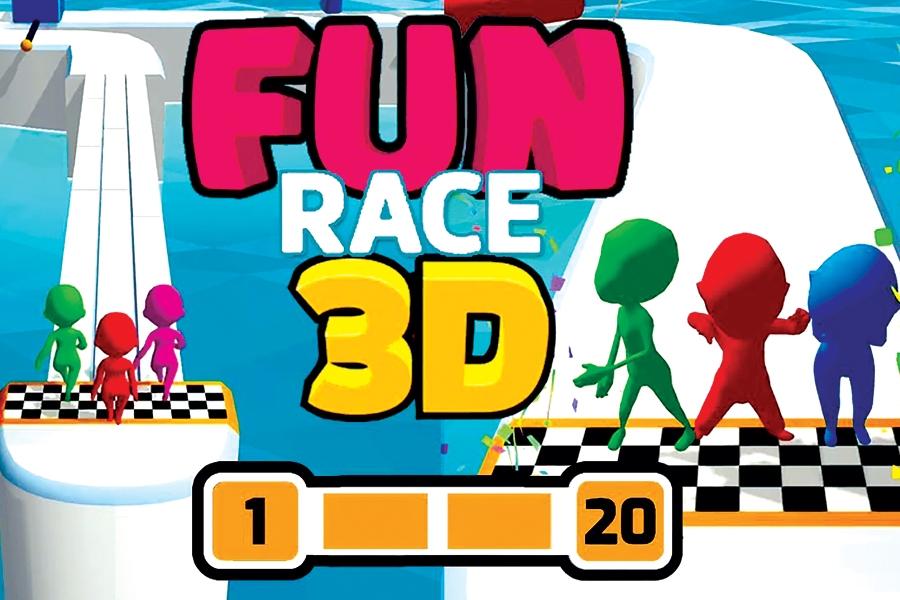 لعبة Fun Race 3D