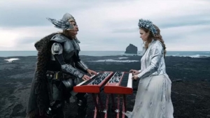 A song of Iceland and Fire Saga - 'Eurovision Song Contest'