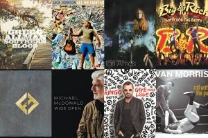 Foo Fighters, Allman, Amos lead new September releases