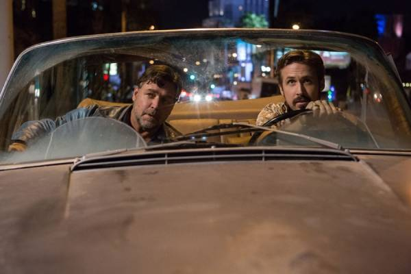 'The Nice Guys' finish first