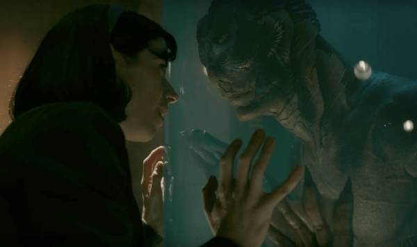 'The Shape of Water' beautiful and bizarre
