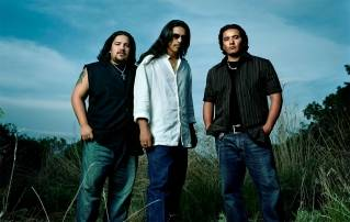 Los Lonely Boys to play at the Gracie