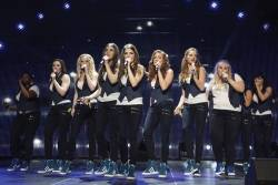 'Pitch Perfect 2' slightly off-key