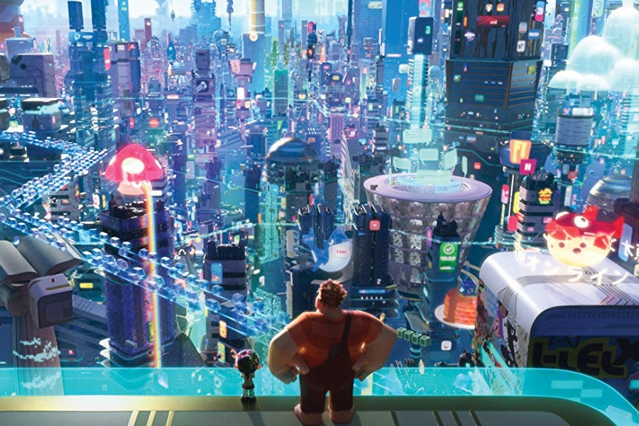 cc46fffcb Ralph Breaks the Internet  really connects - Movies - Buzz - The ...