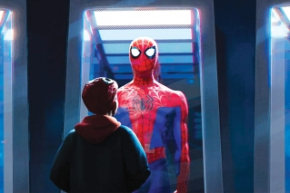 The spectacular 'Spider-Man: Into the Spider-Verse'