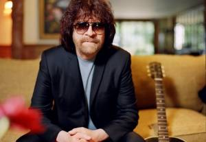 ELO's Jeff Lynne revisits the past on two new albums