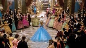 Glass (slipper) half full – 'Cinderella'