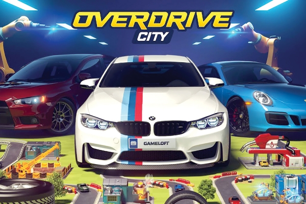 Weekly Time Waster - 'Overdrive City'