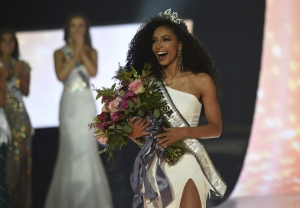 A conversation with Miss USA 2019 Cheslie Kryst