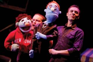 Taking a wrong turn at Sesame Street - 'Avenue Q'