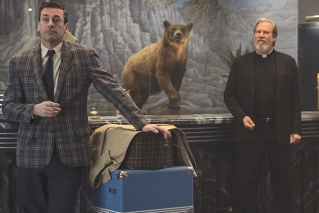 Good times with 'Bad Times at the El Royale'
