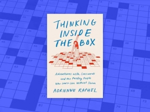 Across and down the crossword world - 'Thinking Inside the Box'