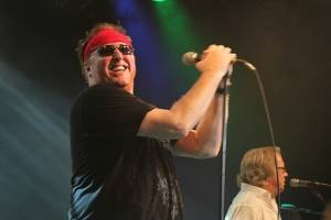 Mike Reno of Loverboy Ready to rock Bangor