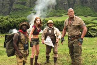 Game on! – 'Jumanji: Welcome to the Jungle'