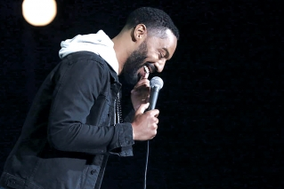 "Atlanta native Tone Bell's first stand-up comedy special ""Can't Cancel This"" is available now on-demand after debuting earlier this year on Showtime. The former teacher also spent nearly 8 years in the corporate world before turning to comedy. ""Those stories are coming,"" Bell tells The Maine Edge. ""There are a lot of people I worked with that will have cameos in my next one-hour special."""