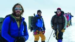 Because it's there – 'Everest'