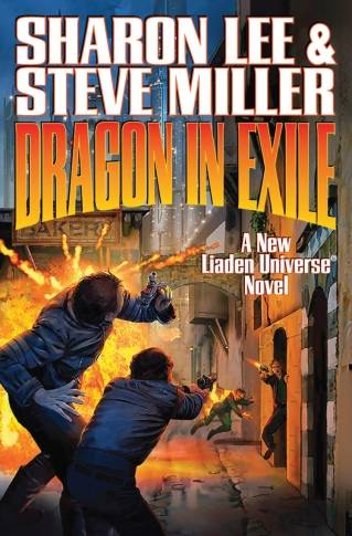 Authors discuss 'Dragon in Exile'