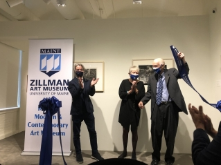 Zillman Artwork Museum cuts ribbon on expanded choices