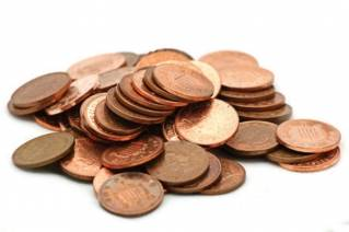 Students raise pennies for patients
