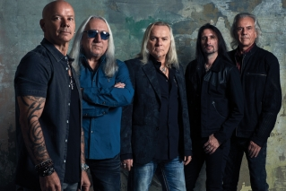 Uriah Heep's Mick Box is 'Living the Dream'
