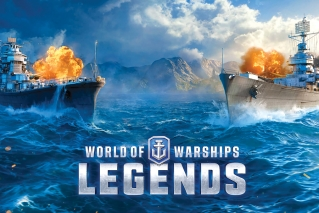 Weekly Time Waster - 'World of Warships: Legends'