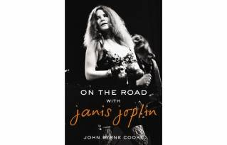 Janis Joplin vividly recalled in new book