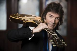 "Former Genesis guitarist Steve Hackett has just released his 25th solo album, ""The Night Siren."""