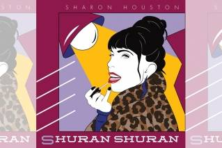 Sharon Houston finds comedy in personal places on 'Shuran Shuran'