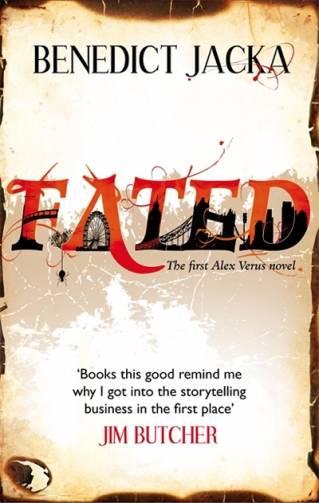 'Fated' a fine urban fantasy