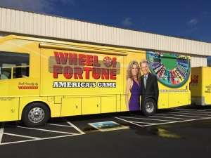 The Wheelmobile is coming to Orono