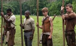 'The Maze Runner' sets the pace
