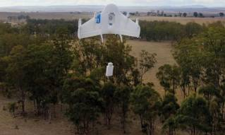 Google to build fleet of delivery drones