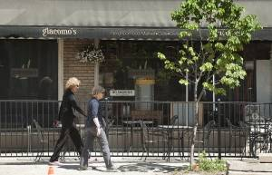 Reopened Giacomo's aiming for high quality