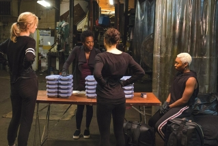 'Widows' an engaging, atypical thriller