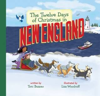 Maine author pens Christmas-themed book 'The Twelve Days of Christmas in New England'