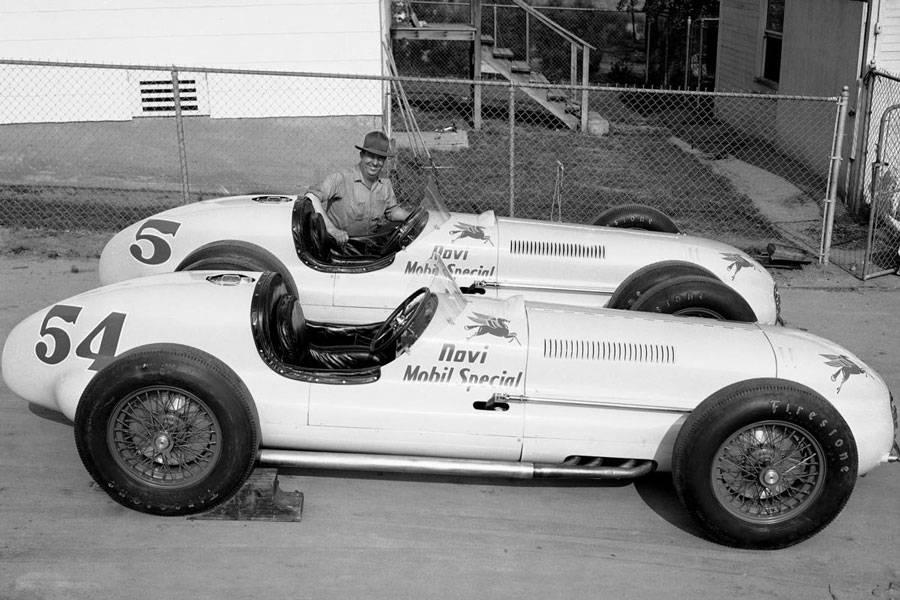 Innovation a hallmark of Indy 500 cars - Tekk - The Maine Edge